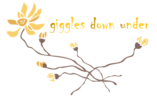 giggles down under