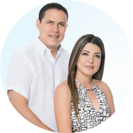 Jorge Acevedo y Yirley Vargas se unen en matrimonio por la nueva Cúcuta 2016-2019 | CucutaNOTICIAS.com