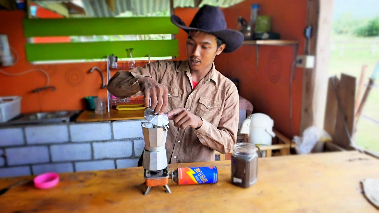 Cowboy SN Farm Thailand