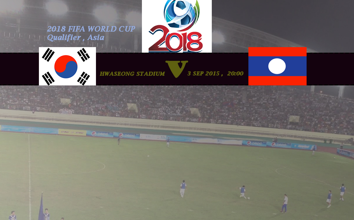 S.KOREA VS LAOS