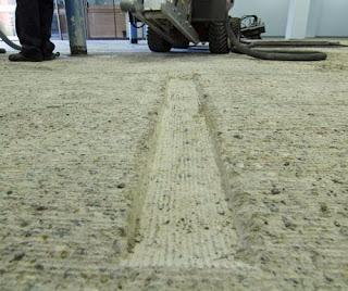 Fresado de pavimento