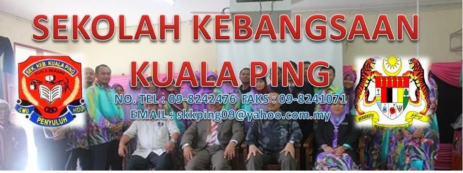 <center>SK KUALA PING</center>