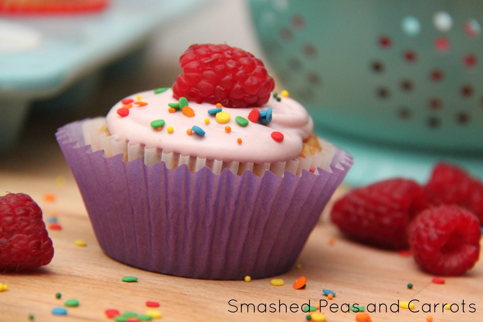 recipe raspberry creme filled cupcakes and a pillsbury funfetti