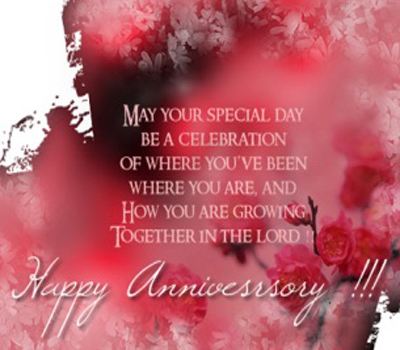 Happy Anniversary Wishes