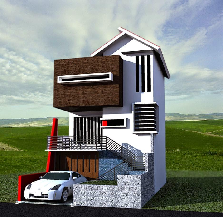 Rumah Mungil Minimalis Idaman :: Bentuk Rumah Minimalis  Gambar