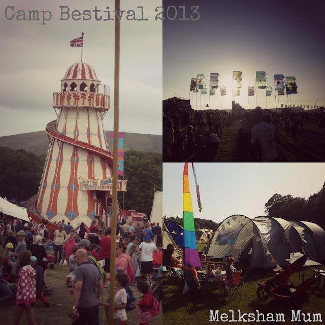 Camp Bestival 2013 - Melksham Mum