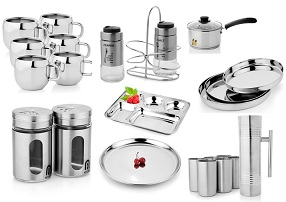 Flat 40% Extra Off on MOSAIC Kitchen & Home Utilities @ Pepperfry (Valid for 1000 Customers)