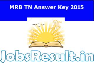 MRB TN Answer Key 2015
