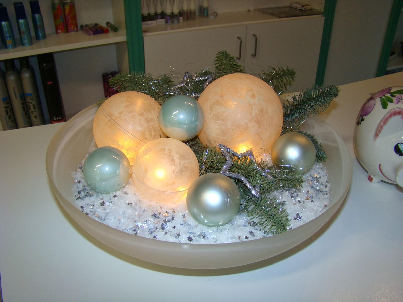 creatief besparen en meer: verlichte kerstballen zelf maken