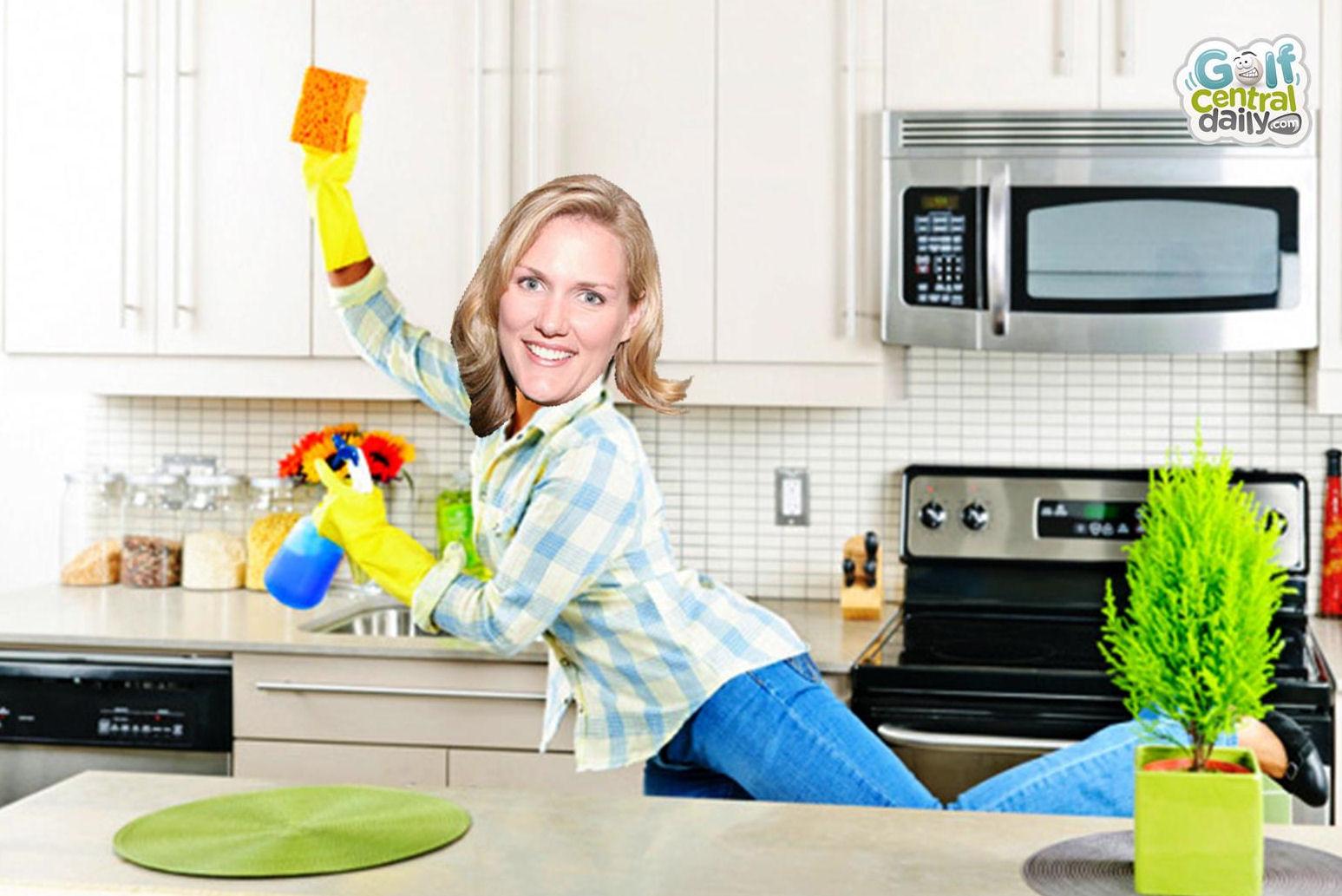 Zach Johnson\'s Wife Unveils New Kitchen - GolfCentralDaily- Golf ...
