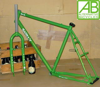 Ssec2011 Frame From Alternative Bicycles