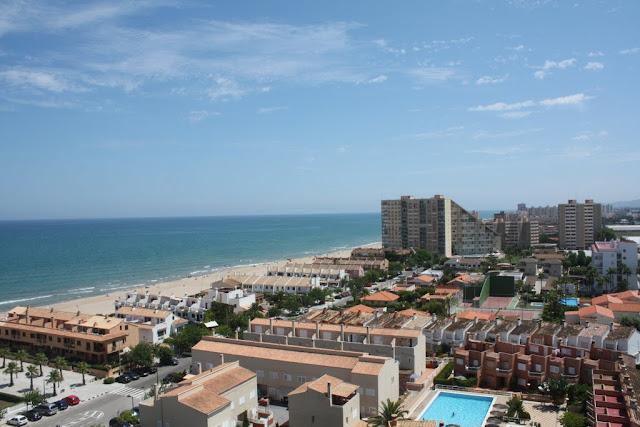 Praia Recatí-Perellonet, Valencia