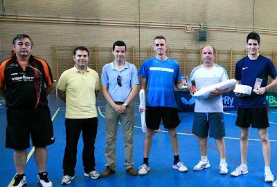 El rumano gerasim diamandi se impuso en el x torneo internacional de tenis de mesa ciudad de - Torneo tenis de mesa ...