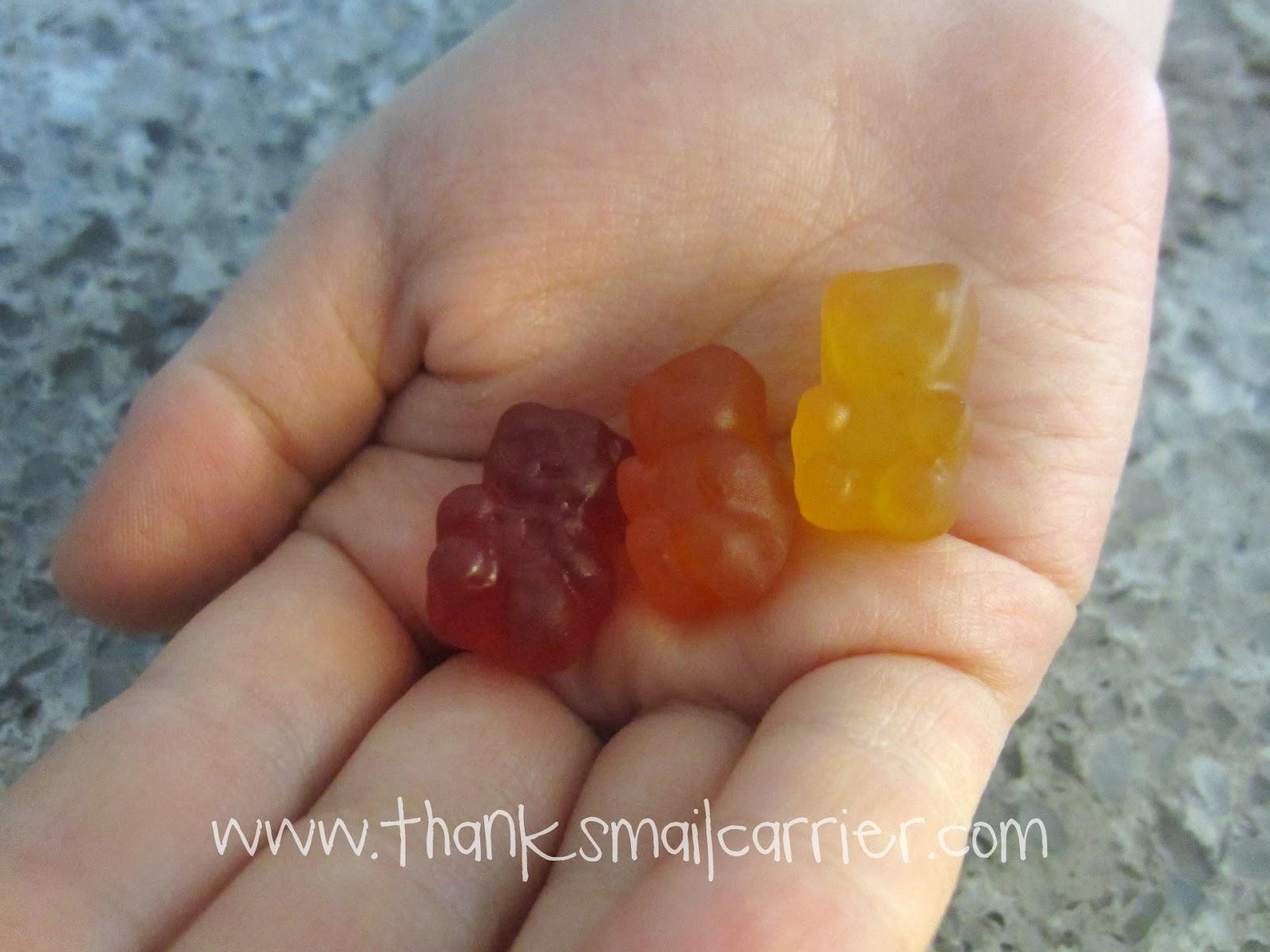 L'il Critters gummy vites