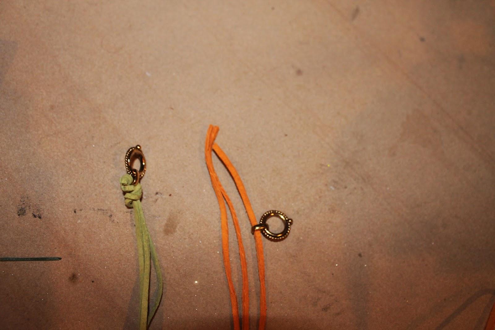 Brass Painter Ring