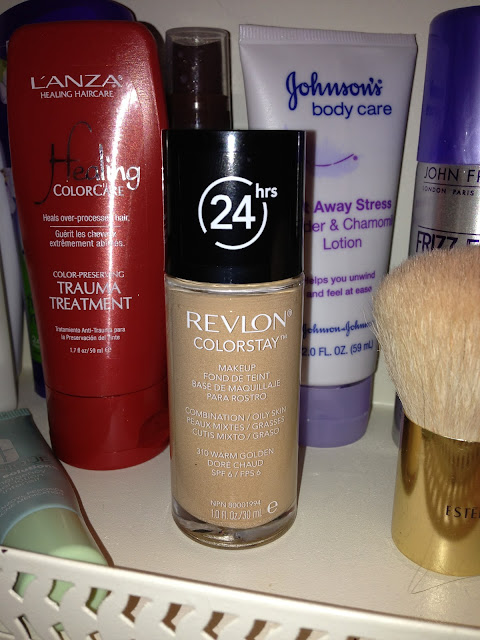 Revlon Colorstay Makeup Combination Oily Skin 310 Warm Golden