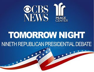 GOP Presidential Debate Countdown