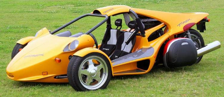 Campagna T-Rex | Car Review, Price, Photo and Wallpaper ~ Ezinecars