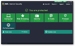 Download Antivirus AVG Internet Security 2013 With Key AVG 2013