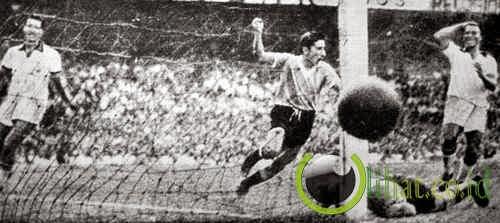 Inggris pernah menolak ikut Piala Dunia
