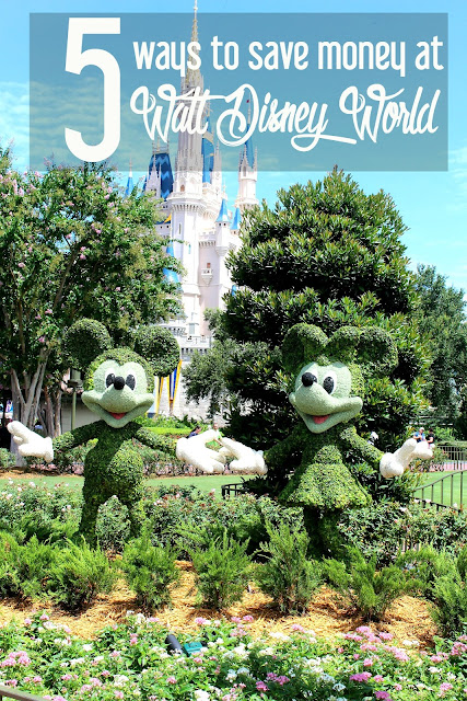 Ways to Save Money at Walt Disney World {Guest Post by Talk of the Trains} | CosmosMariners.com