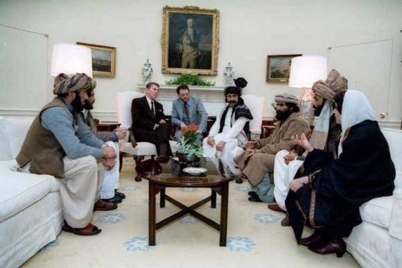 Ronald Reagan y el terrorismo