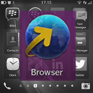 Tips Browser BlackBerry 10