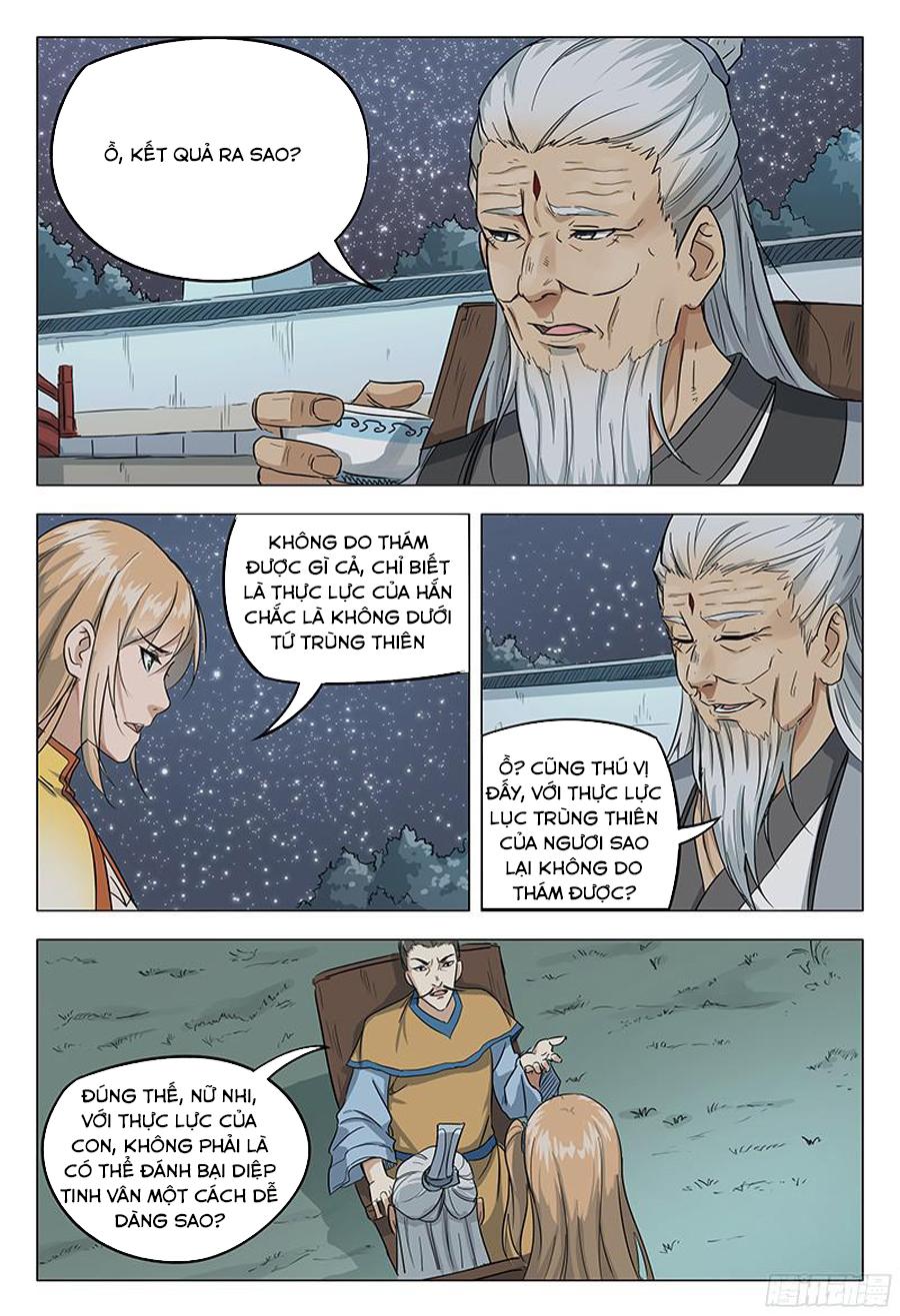 Vạn Giới Tiên Tung trang 3