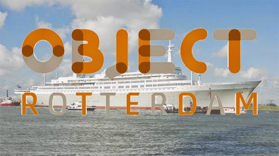 Object Rotterdam 2015 op de SS Rotterdam