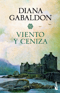 Viento y ceniza de Diana Gabaldon