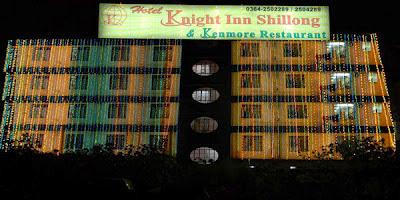 Hotels in shilong