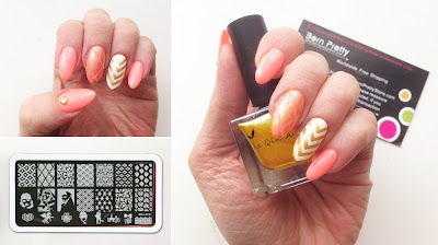 Gelish Brighter Than You Born Pretty Store Review L016