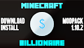 HOW TO INSTALL<br>Minecraft Billionaire Modpack [<b>1.10.2</b>]<br>▽