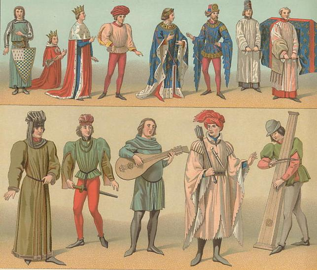 Middle Ages Peasant Clothing