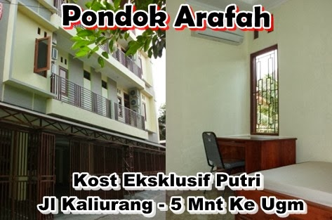 exclusive boarding house near ugm