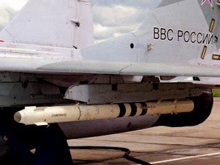 Под крылом истребителя МиГ 29 СМТ