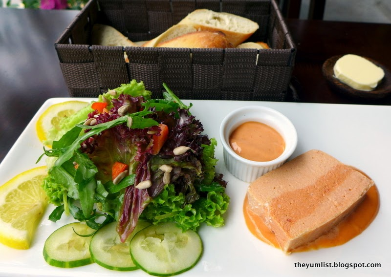 Rendezvous, French Restaurant, Bangsar