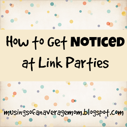 Get Noticed at Link Parties