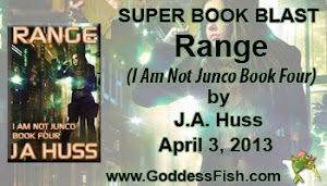 Blog Tour- Range: I Am Not Junco