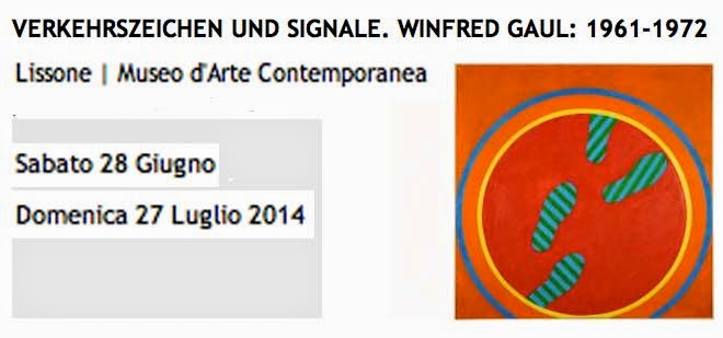 WINFRED GAUL a Lissone