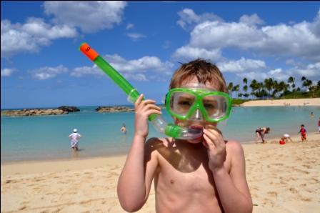 Tips Menghindari Kerusakan Mata Ketika Liburan di Pantai