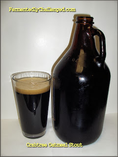 Crabtree Oatmeal Stout