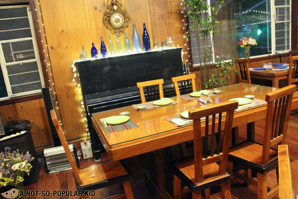 The home turned restaurant -- Chaya Japanese Cuisine in Baguio
