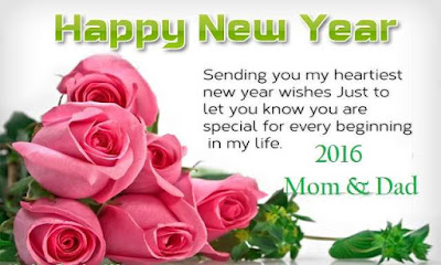 latest new year messages