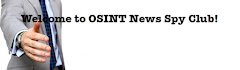 Join the OSINT News Spy Club