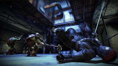 Teenage Mutant Ninja Turtles Out Of The Shadows screenshot
