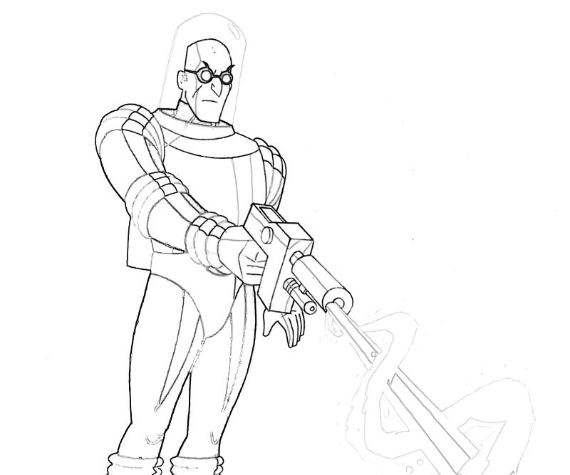 batman-arkham-city-mr-freeze-skill-coloring-pages