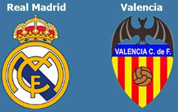 InfoDeportiva - Informacion al instante. REAL MADRID VS VALENCIA