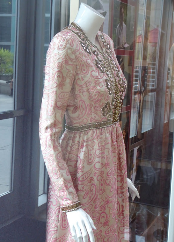 Trumbo Hedda Hopper dress detail