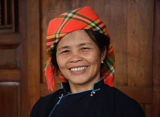 Tay Ethnic Minority in Sapa